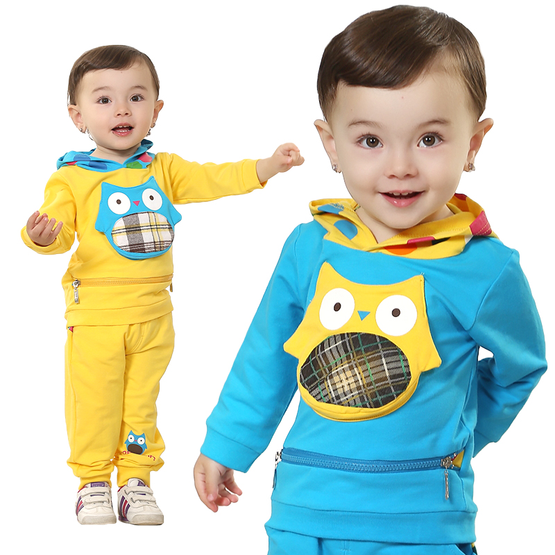 Baby Boy and Girls Bodysuits Newborn Crochet Outfits Infantil Children Clothing Sets Kids Clothes 2pcs Sets 2016 Spring(China (Mainland))