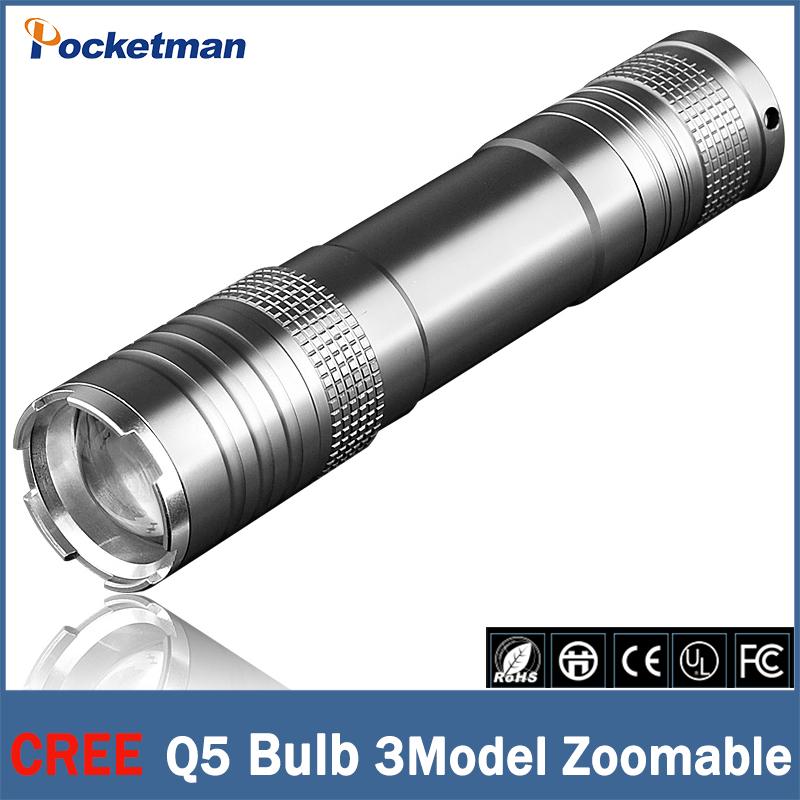 2016 hot sale rushed camp mini led flashlight torch 2000lm cree T6 adjustable focus zoom light lamp Linternas Powerful Lights(China (Mainland))
