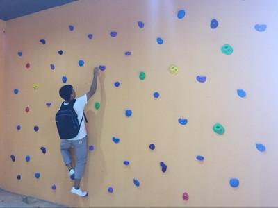 HTB1V8obNXXXXXcPapXXq6xXFXXXN - 16 to 32 PCS / SET Plastic children Rock Climbing Wall Rock Stones Kids Toys Sports tool outdoor game kindergarten Without scre