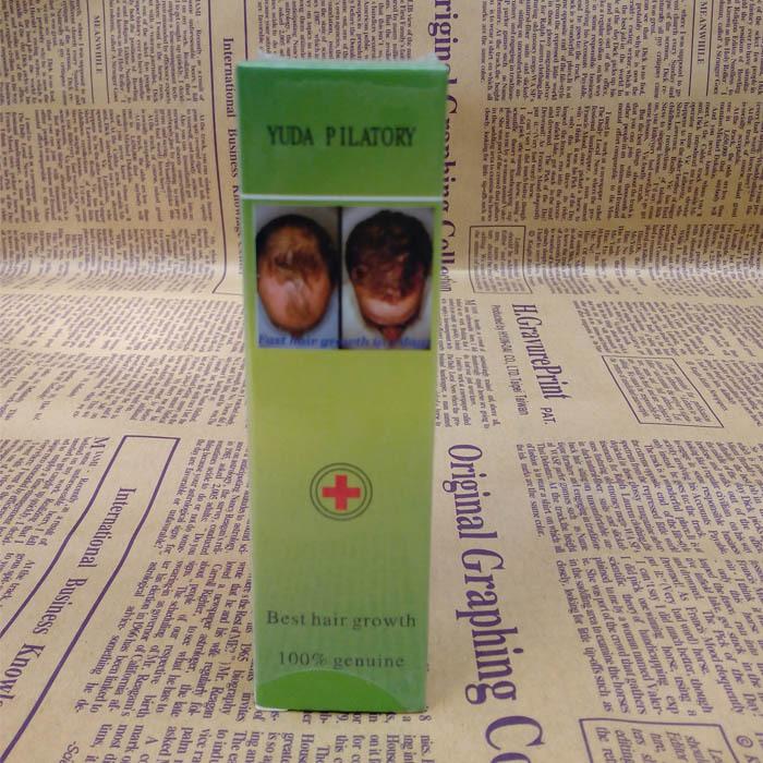 Nova Sunburst Yuda crescimento do cabelo pilatory óleo para homens rápido crescimento do cabelo Anti queda de cabelo líquido soro Toppik cabelo produtos de tratamento