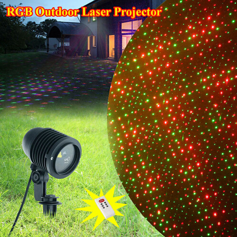 laser projector show lighting in landscape lighting from lights. Black Bedroom Furniture Sets. Home Design Ideas