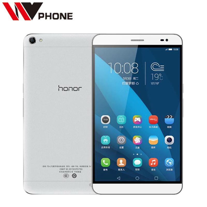 WV Original Huawei Honor X2 4G FDD LTE Mobile Phone Mediapad X2 Kirin 930 7 Inch IPS 1920X1200 2GB RAM 16GB ROM 13.0MP(China (Mainland))