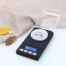 Buy 0.001g 50g Digital Milligram Gram Scale LCD Electronic Diamond Jewelry Gold Coin Pocket Scales Lab Medical Balance Weight Tool for $18.39 in AliExpress store