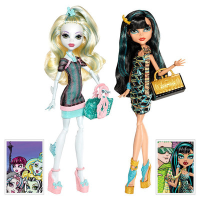 2015 Hot Sale! Favorite Cleo De Nile Lagoona Blue orchid chocola sets toys&dolls,princess doll girls christmas gifts - Anny's Seven Store store