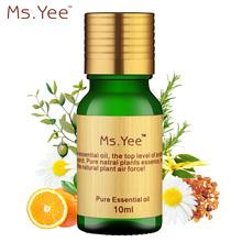 Эфирные масла для Ароматерапии Диффузоры Чистые Растительные Экстракты Масла для шея Уход За Кожей Anti Aging & Ванна Массаж Тела Оли 10 Мл(China (Mainland))
