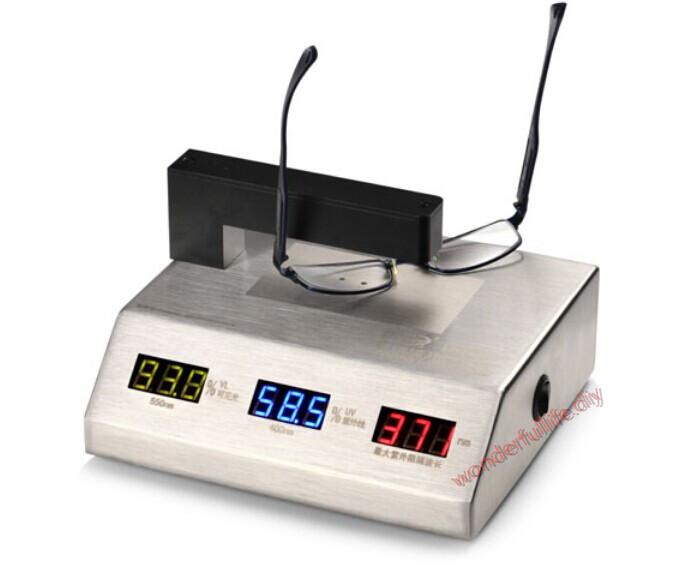 Eyeglass Lenses Meter UV Transmittance Meter visible light transmittance Meter Tester<br><br>Aliexpress