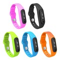 1Pcs 0 69 OLED Waterproof Smart Bracelet Touch Screen Wristband Bluetooth Call Unread Messages Reminder Sport