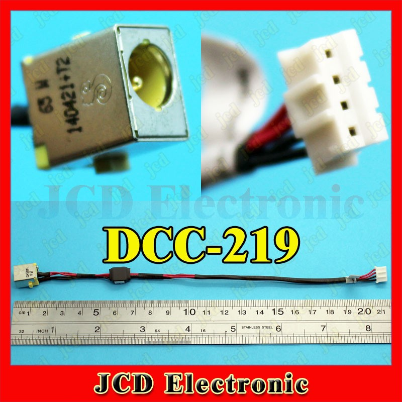 DCC-216 Laptop dc power jack Connector with Cable Socket for Acer Aspire 5741 5551 5552 5742 5741z 5750 5750G<br><br>Aliexpress
