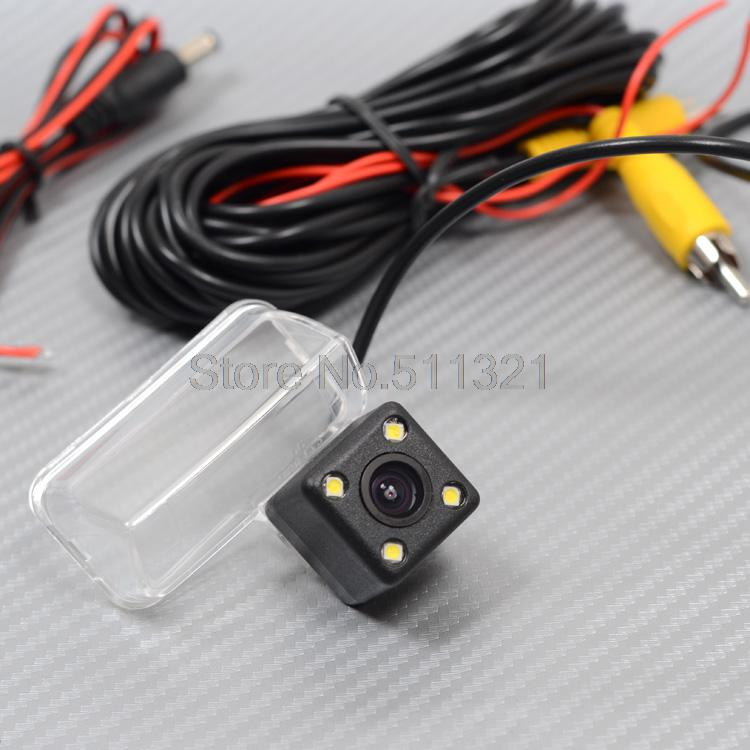 For Toyota Corolla 2014 CCD Car Rear View Camera Reverse Backup Review Reversing Parking Kit with Night Vision(China (Mainland))