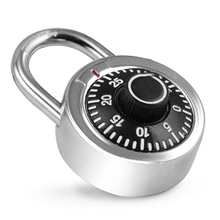 SAF Hot Master Code Lock 50mm With Round Fixed Dial Combination Padlock(China (Mainland))