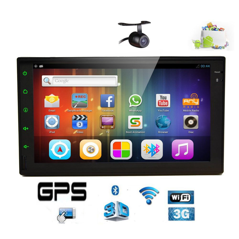 7 inch Car Radio Android 4.2 In Dash GPS navigation Stereo capacitive 1.6GHz CPU 1G RAM None-DVD Player Video Audio Auto PC Head(China (Mainland))