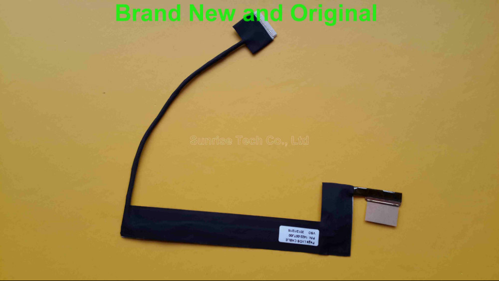 Brand new and original LVDS LED Cable for Asus 1001 1001px 1001HA 1005PX 1005HA latop cable 1001 LVDS CABLE 1422-00TJ000(China (Mainland))