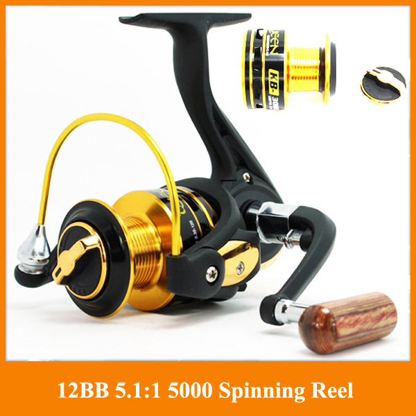 Buy german technology 12bb 3000 4000 for Cheap fishing reels