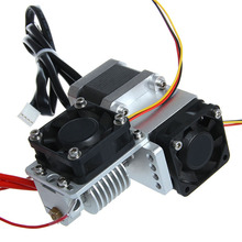 GEEETECH GT9 Short Distance  3d printer extruder j-head nozzle 0.3/0.35/0.4/0.5mm for 1.75/3mm PLA/ABS filament