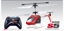 SYMA S5 Infrared 3CH Remote Control RC Helicopter With GYRO RTF
