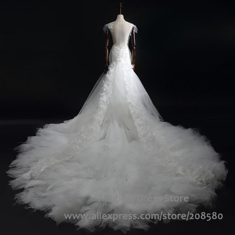 Online Buy Wholesale Open Diamond Back Lace Wedding Dress