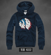AF coat male personality leisure slim AF men Hoody hoodies AF quality assurance(China (Mainland))