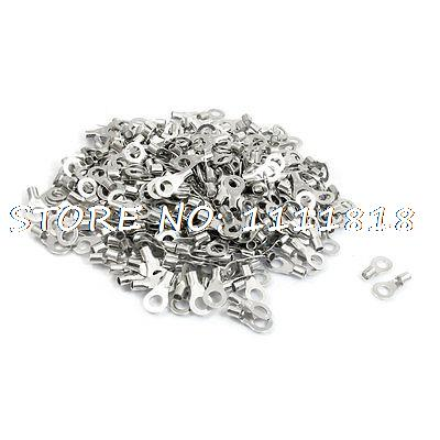 500 x 8.4mm Ring Dia 62A Non-insulated Terminals for 8 AWG<br><br>Aliexpress