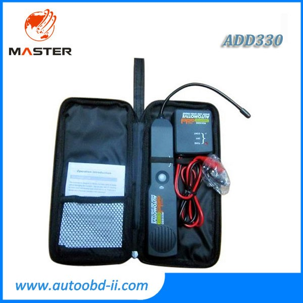Add330 auto car circuit open finder electronics repair tools auto diagnostic tool for car smart repair tool(China (Mainland))