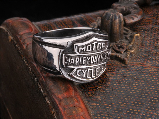 wholesale s biker ring stainless steel biker