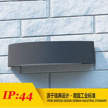 Genuine original, outdoor waterproof wall lamp, outdoor balcony garden light, IP: 44(China (Mainland))