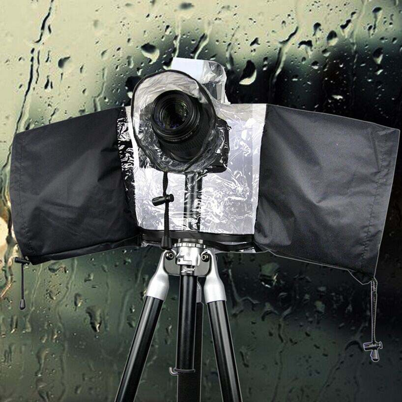 Photo Studio Accessories Pro SLR Camera Cover Waterproof Rain Coat Protector For SLR DSLR Camera(China (Mainland))