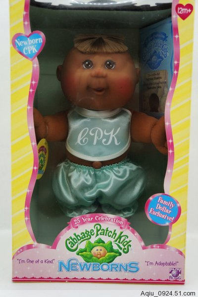 Family Dollar Toys : Hsb toys jakks pacific cabbage patch kids cpk simulation