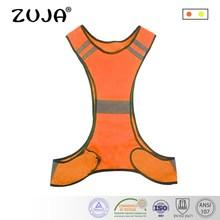 Флуоресцентный orange желтый высокая видимость безопасности светоотражающий жилет ночь работы новое оборудование с высокого качества(China)