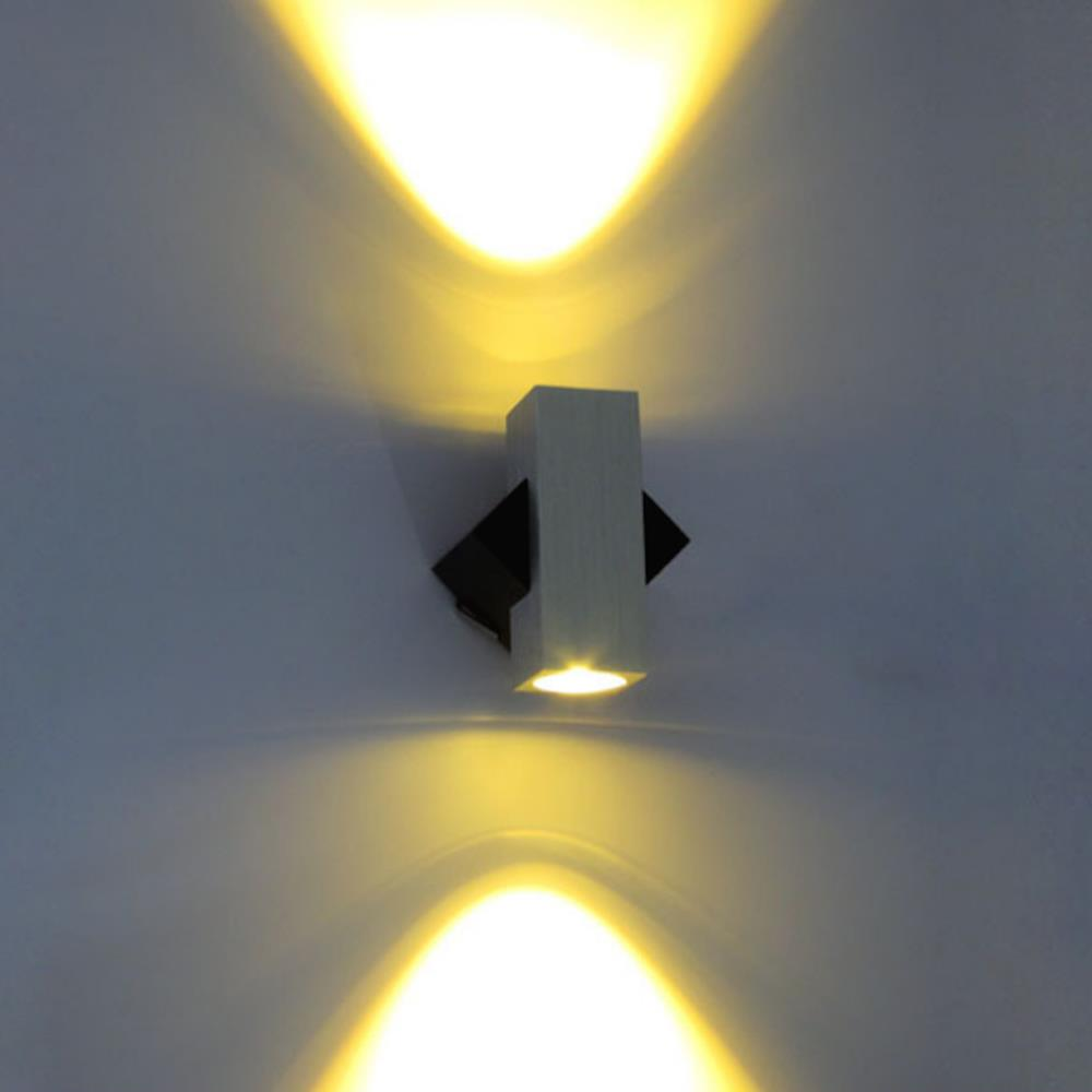 Free shipping by post! Wall Sconces, Aluminium Modern LED Wall Light Lamp With 2 Lights Home ...