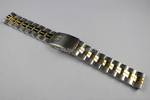19mm  T049417 T049407 T049410 new Watch Parts Male models Watch Band Solid Stainless Steel band For T049