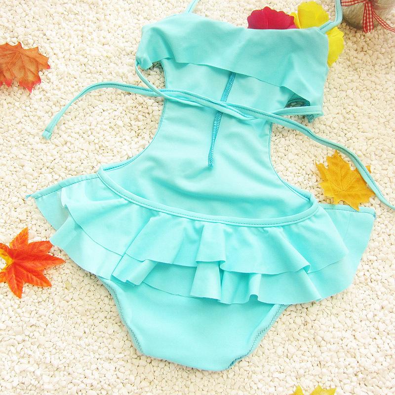 Trajes De Baño Ninos Natacion: ropa niños trajes de baño para las niñas KW007 de traje de baño