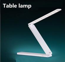 New Folding Led Reading Desk Table Lamp,Adjustable Portable Bright 16 LED Mini Reading Book Light(China (Mainland))