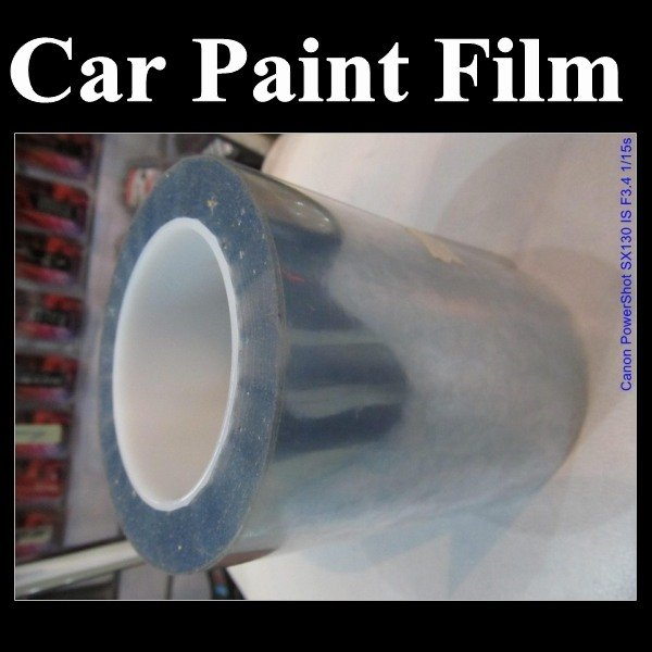 Professional Grade Car Paint Protection Film Scratch Automobile Self Adhesive(China (Mainland))