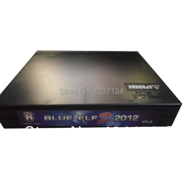 1PCS of Blue ELF 2 2012 Arcade Game board 309 in 1(China (Mainland))