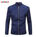 GustOmerD 2016 Yeni Erkek Ceket Sıcak Kalın Patchwork Aşağı Jakcet Kapüşonlu Beyaz Ördek Aşağı Ceket Moda Kış Casual Ceketler Coat
