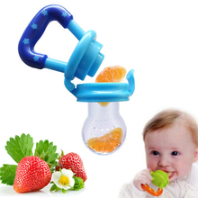 1PCS/Lot New Kids Nipple Fresh Food Milk Nibbler Feeder Feeding Tool Safe Baby Nipple Teat Pacifier Bottles(China (Mainland))