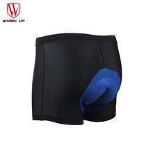 Buy New Silicon Gel Sponge Man&Women Comfortable Protective Breathable Shorts 3D Padded MTB Road Bike Short Pants Cycling Underwear for $7.52 in AliExpress store