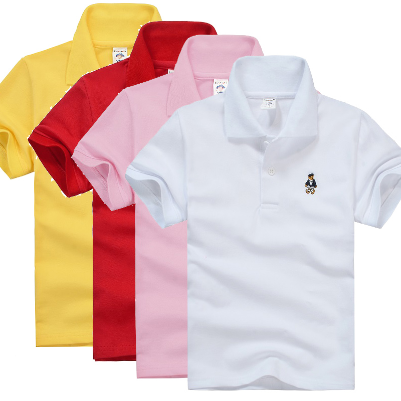 Online buy wholesale kids polo shirts from china kids polo for Buy wholesale polo shirts