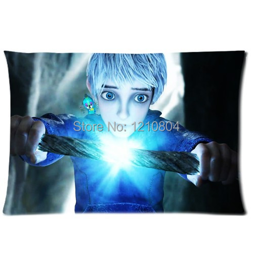 Rise Of the Guardians Light Personalized Custom Zippered Pillow Case 20x30 Two Side (China (Mainland))