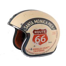 2016  Free shipping casco capacete helmet TORC  T50 OPEN FACE RETRO VINTAGE MOTORCYCLE  HELMET military motocross helmets Dot(China (Mainland))