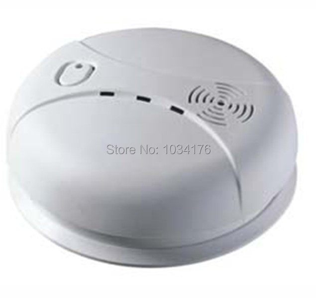 wireless smoke fire detector 433mhz smoke detector in sensors alarms from security. Black Bedroom Furniture Sets. Home Design Ideas
