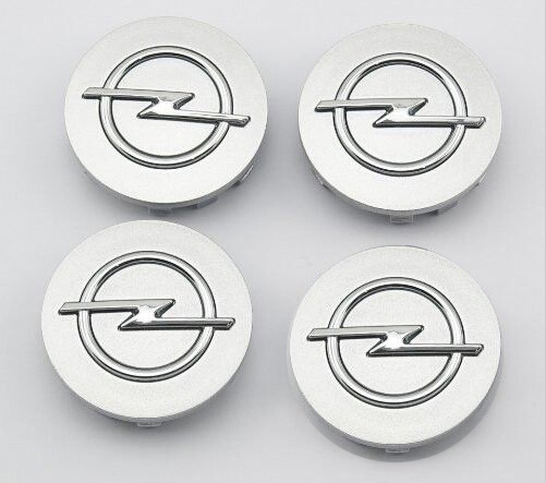 High quality 58mm Opel Vectra B Wheel Center Hub Cap Badge emblem Dust-proof covers 4pcs/lot Auto accessories Free shipping(China (Mainland))