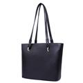 Practical Large Capacity Tote Solid Color Ladies Simple Casual Bag Japan Korean Style Durable Shoulder Bag