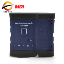 Top selling G-M MDI 2016.3 software tech2 win GDS2 software in CD Multiple auto diagnostic Interface OBD2 Scanner DHL Free(China (Mainland))
