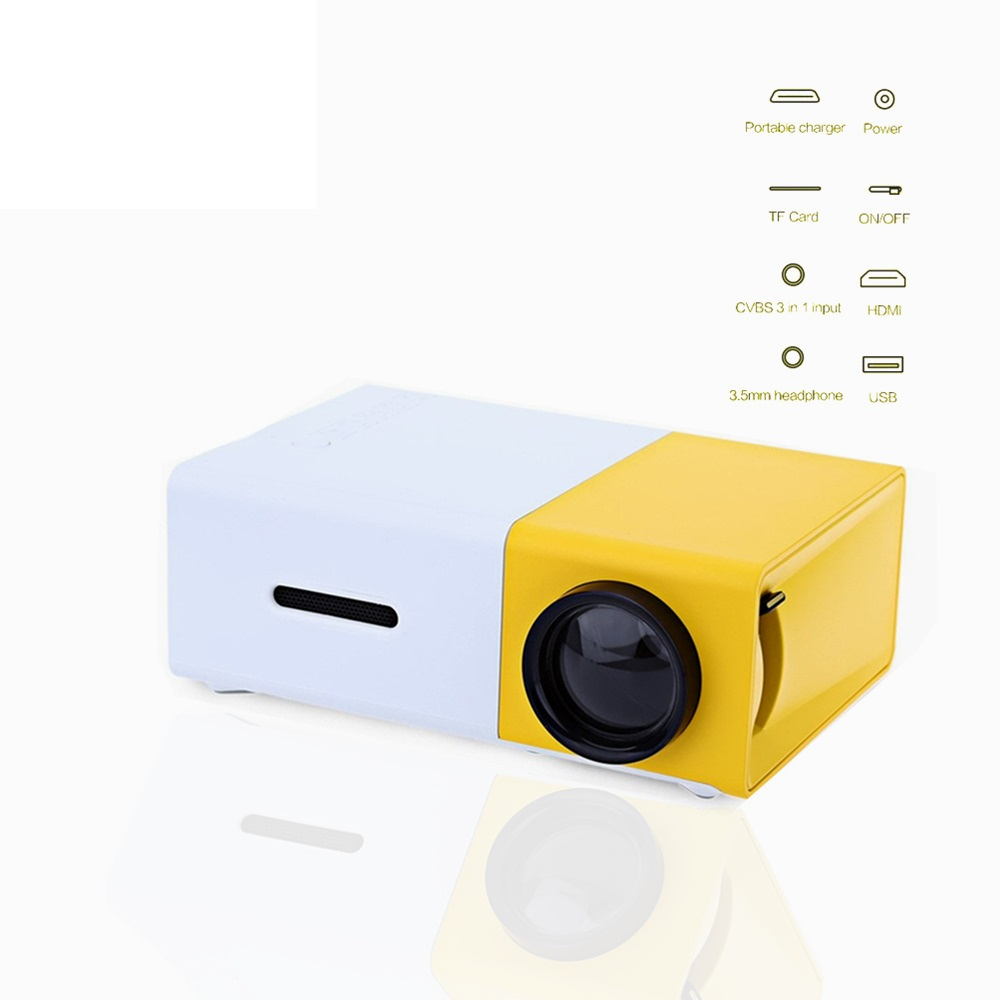 Lcd projector design promotion shop for promotional lcd for Compact hd projector