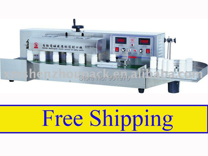 Plastic Bottle Cap Sealing Machine Aluminum Foil Induction, Factory Sale Low Price - Shenzhou Packing Co., Ltd. store