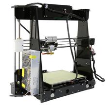 Anet Upgradest A6 Big Size High Precision Reprap Prusa i3 DIY 3D Printer Kit with Aluminium