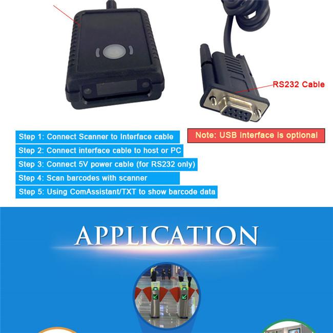 -3096R 2D barcode reader 4