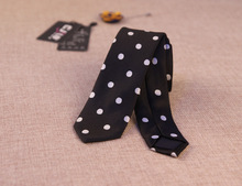 Fashion Business Polka Dots Ties For Men Wedding Suit Skinny Floral Tie Gravata Classic Stripe Bow Tie Cravat Casual Mens Ties(China (Mainland))