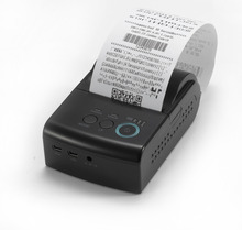 SM-5801BT: Reliable battery Win Java android & iOS supported SDK available 58mm bluetooth thermal mobile printer(China (Mainland))